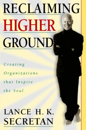 """Start by marking """"Reclaiming Higher Ground: Creating Organizations ..."""