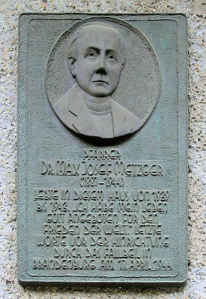Catholic Priest and Pacifist Max Metzger Executed for Sedition ...