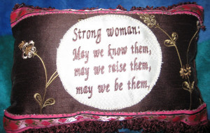 Strong Woman ~ May We Know them ~ Break Up Quote
