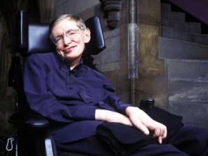 When he was 21, Stephen Hawking learned he had motor neurone disease.