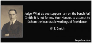 More F. E. Smith Quotes