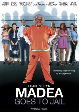 Madea Goes to Jail, Movie on DVD, Comedy
