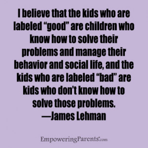Kids And Problem Solving