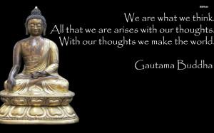 Buddha quote wallpaper 1280x800 Buddha quote wallpaper 1366x768 Buddha ...