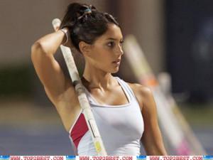 Allison Stokke Hot Female Athlete