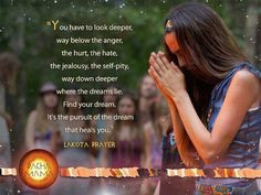 Native American Prayers, Blessings and Poems