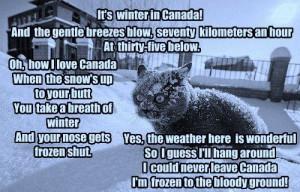Friday Funny: Frozen