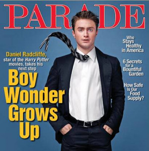 QUOTES: Daniel Radcliffe, drugs and gay sex.