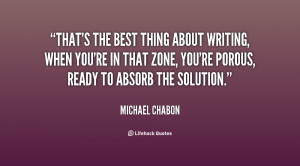 Best Writing Quotes