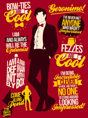notes doctor who funny moments doctor who the eleventh doctor quotes ...