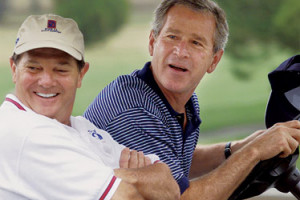 Bush and DeLay: Never a Texas Two-Step