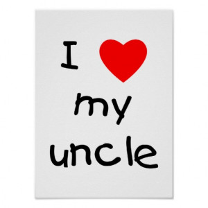 Love My Uncle Poster