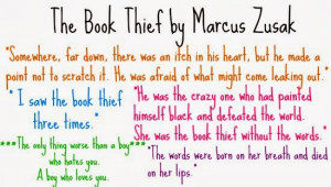 The Book Thief Rudy Quotes Quotes from the book i'm
