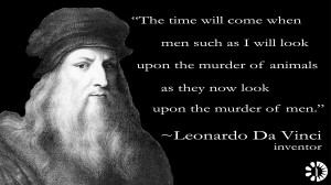 Leonardo Da Vinci in our