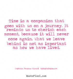 quote about life by captain jean luc picard more make custom quote ...