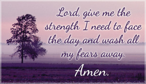 Give Me Strength - Ecard