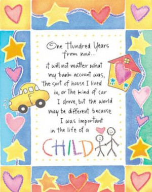 Special Education quote #1