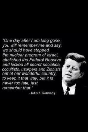 John Kennedy Jfk Quotes