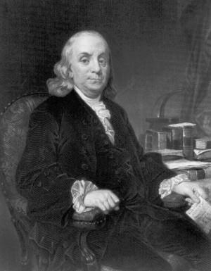 Benjamin Franklin Quotes List 9