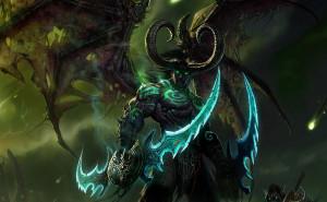 World of Warcraft Illidan Stormrage