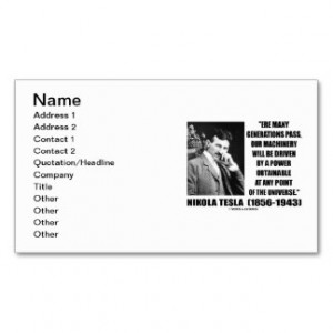 ... Our Machinery Driven Power Obtainable At Any Business Card Templates