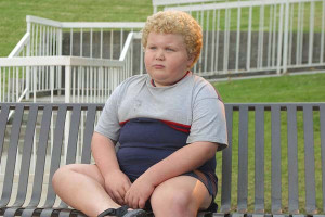 View Full Size | More funny fat kid | Source Link