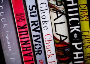 books chuck palahniuk