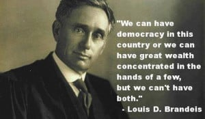Supreme Court Justice Louis Brandeis. Defined modern notions of the ...