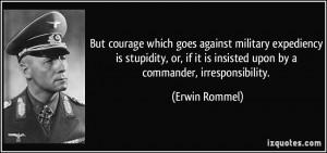 Irresponsibility quote #2