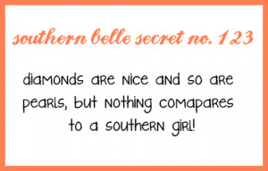 ... notes Permalink ∞ Tags: pearls diamonds southern girl rhyme SBS 123