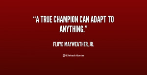 Adapt And Overcome Quotes