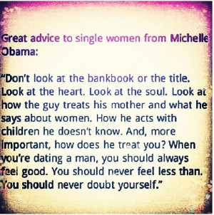 quote before, and I feel that this is so important in finding a guy ...