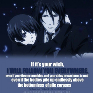 omg yes only if a guy would say this to me ~Sebastian quote