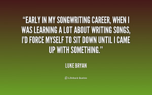 Funny Quotes About Luke Bryan. QuotesGram