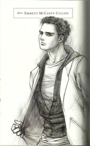 Emmett Cullen Emmett Cullen
