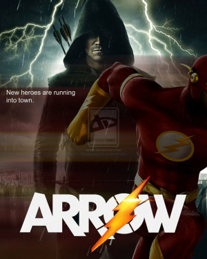 Arrow (CW-2014) TV Series developed by Greg Berlanti, Marc Guggenheim ...