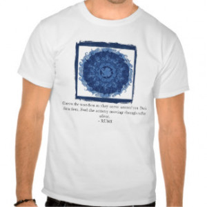 Rumi sayings and quotes about WONDERS Shirt