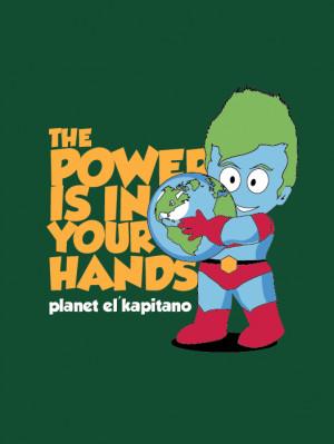 Verwandte Suchanfragen zu Captain planet quotes