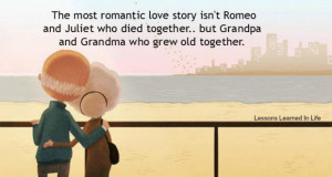 The most romantic love story isnt romeo and juliet who died together ...