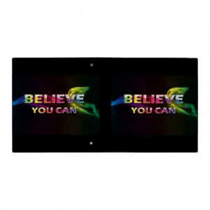 Believe You can ~ 3 word quote ~ Motivational 3 Ring Binders