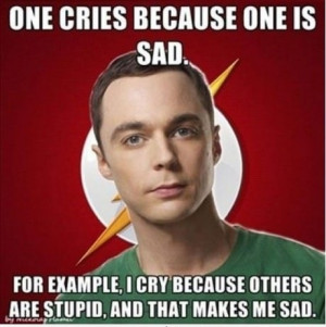 What are Sheldon Cooper's funniest jokes in The Big Bang Theory?