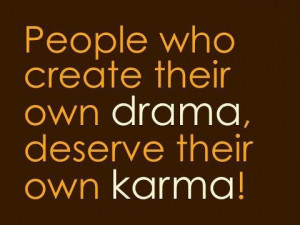 Karma - The Perfect Quotes FB