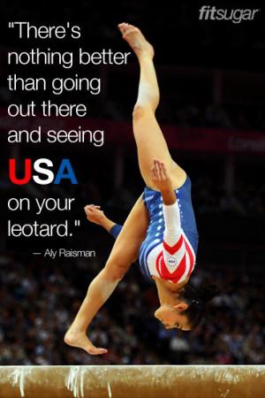 Good Gymnastics Quotes