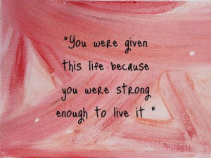 Inspirational Quotes To Get You Through The Week (January 7, 2014)