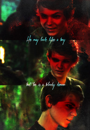 OUAT - Peter Pan - He may look like a boy.... by mpavao7