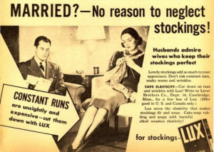 Funny (or not) 1940s & 1950s Adverts