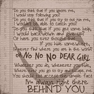 coures #stalker #notes #yandere #psycho