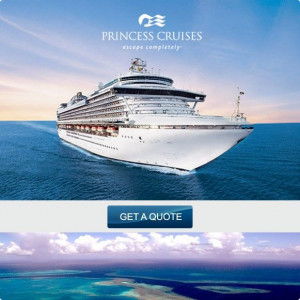 Princess Cruises Quote