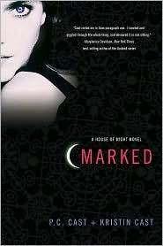 Marked A House of Night Novel Image