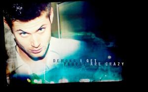 Supernatural Quotes Dean quote